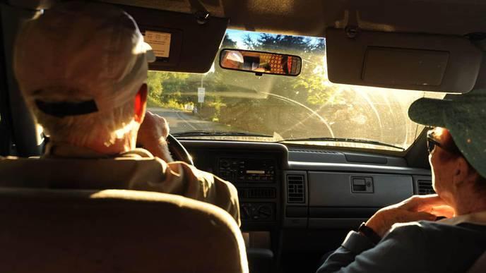 Computer Training Program for Seniors Can Reduce Hazardous Driving