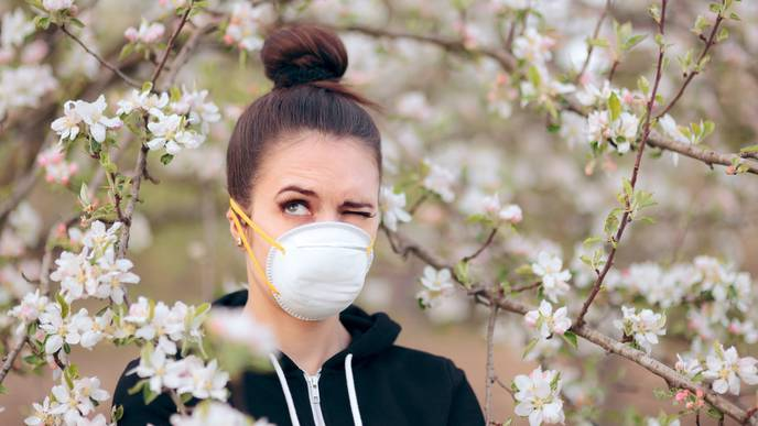 Distinguishing Between Allergy & COVID-19 Symptoms