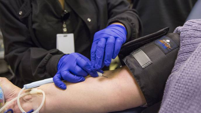 Life-threatening COVID-19 Cases Now Using Blood from Patients Who Have Recovered