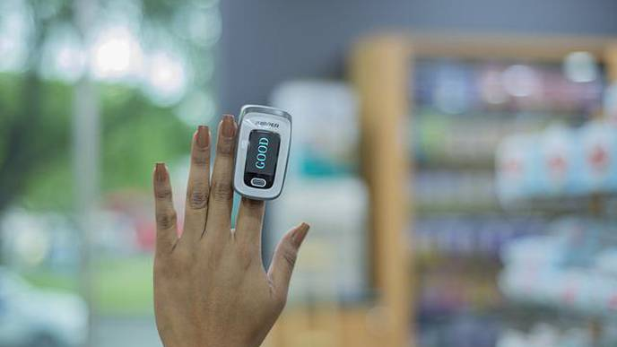 Study: Pulse Oximeters More Useful in COVID-19 Screening for Older Adults