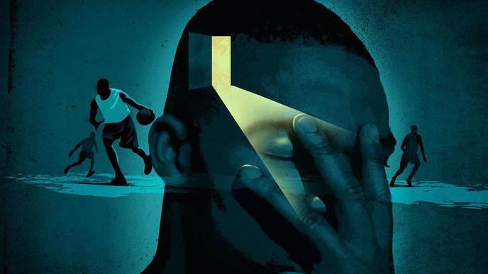 As Return to Play Looms, Many Athletes Face Mental Hurdles Too