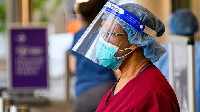CDC Analysis: 55% Of US COVID-19 Cases Are Black & Hispanic